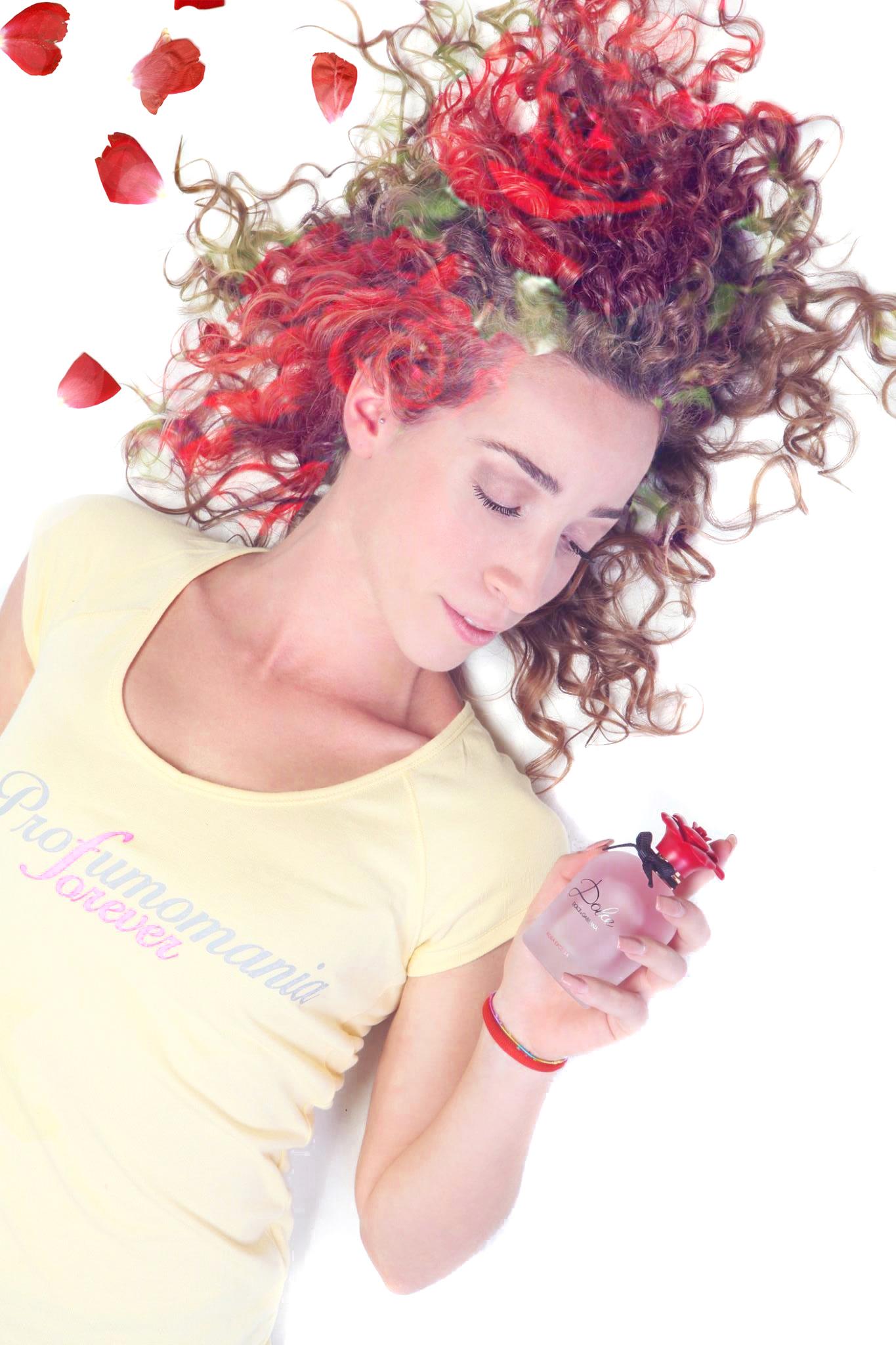 ? La Rosa Excelsa di Dolce&Gabbana ?