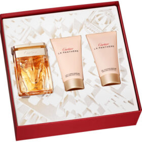 La panthere Cartier gift set