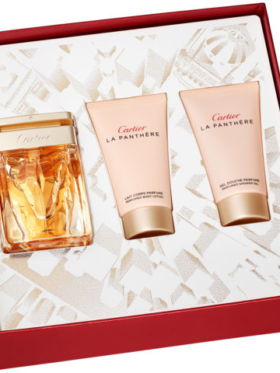 La panthere Cartier set de regalo