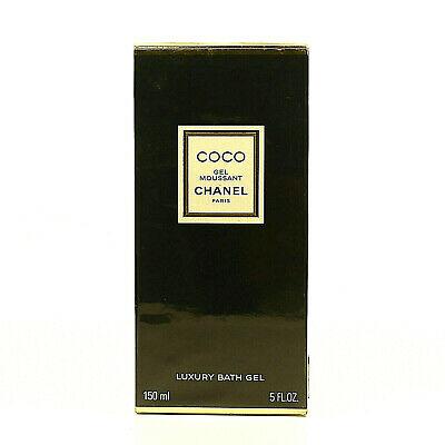 chanel Coco luxury bath gel