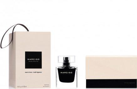 narciso narciso rodriguez gift set profumo 50 ml edt spray pochette profumomaniaforever. Black Bedroom Furniture Sets. Home Design Ideas