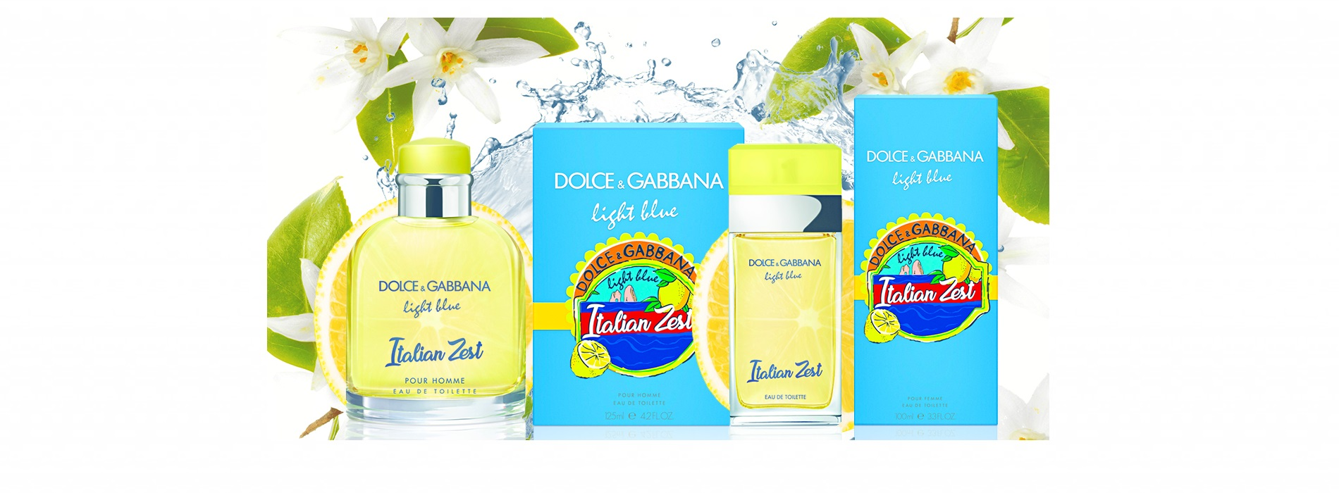 dolce e gabbana light blue italian zest