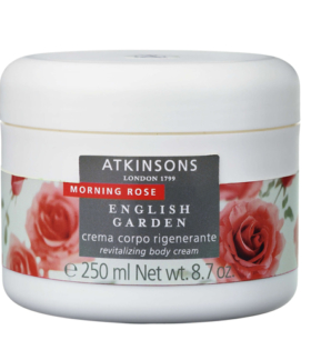 atkinsons morning rose crema corpo
