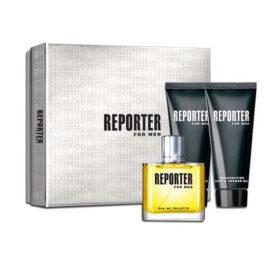 Reporter for men