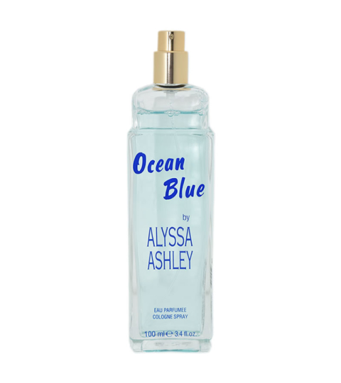 Ocean blue -Alyssa Ashley eau parfumee Cologne