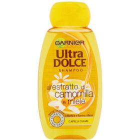 Garnier Ultra Dolce Shampoo Camomilla