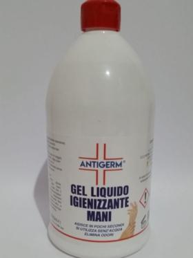 Antigerm hand sanitizing gel