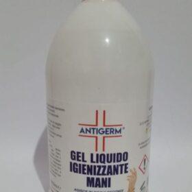 Antigerm gel igienizzante mani