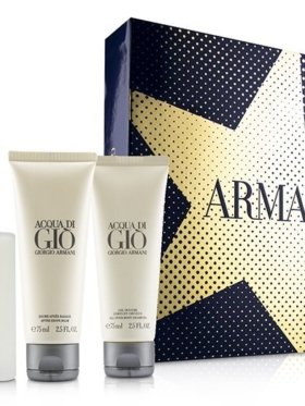 Water by Gio Uomo Coffret