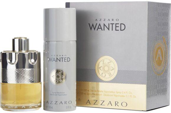 Azzaro Wanted Gift Set