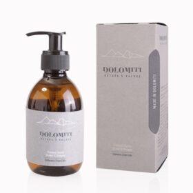 Champú de ducha para hombre Dolomiti