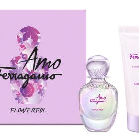 Amo Ferragamo Flowerful Cofanetto