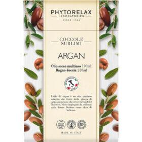 Phytorelax Coccole Sublimi Argan Cofanetto
