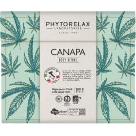Phytorelax Rituale Corpo Canapa Cofanetto