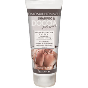 Shampoo & Doccia Post Sport
