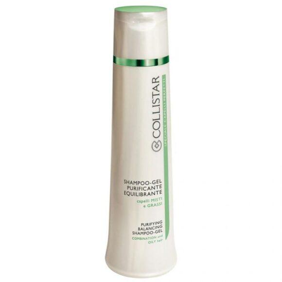Shampoo-Gel Purificante Equilibrante