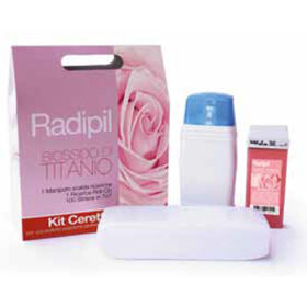 Kit de depilación para pieles delicadas y sensibles