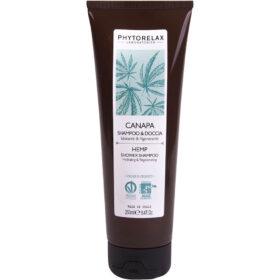 Shampoo Doccia Idratante e Rigenerante
