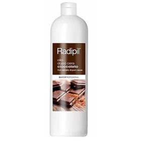 Radipil Cioccolato Olio Dopo Cera