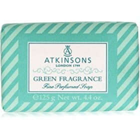 Jabón perfumado con fragancia verde