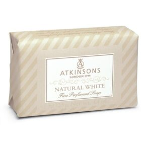 Natural White Scented Soap