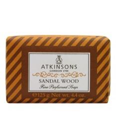 Jabón perfumado de madera de sándalo