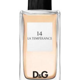 Dolce & Gabbana N° 14 La Temperance